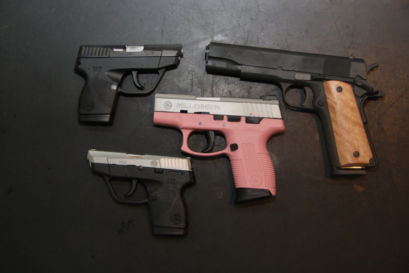 Keeping Your Gun Safe and Secure in the Home