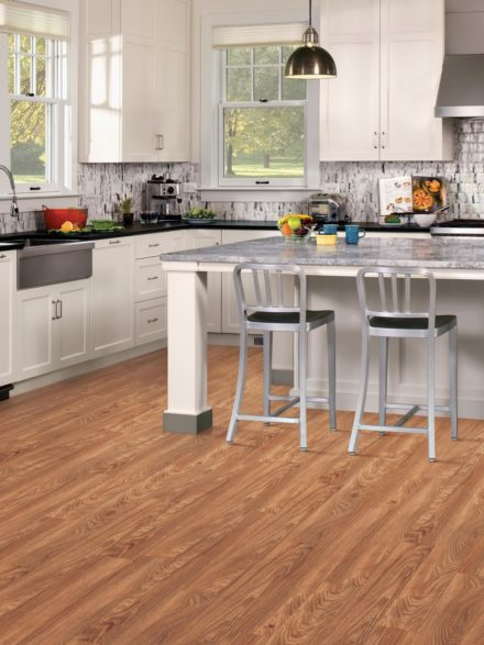 Installation methods for flooring: