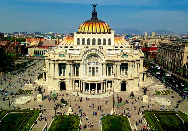 Five Reasons To Visit Mexico City