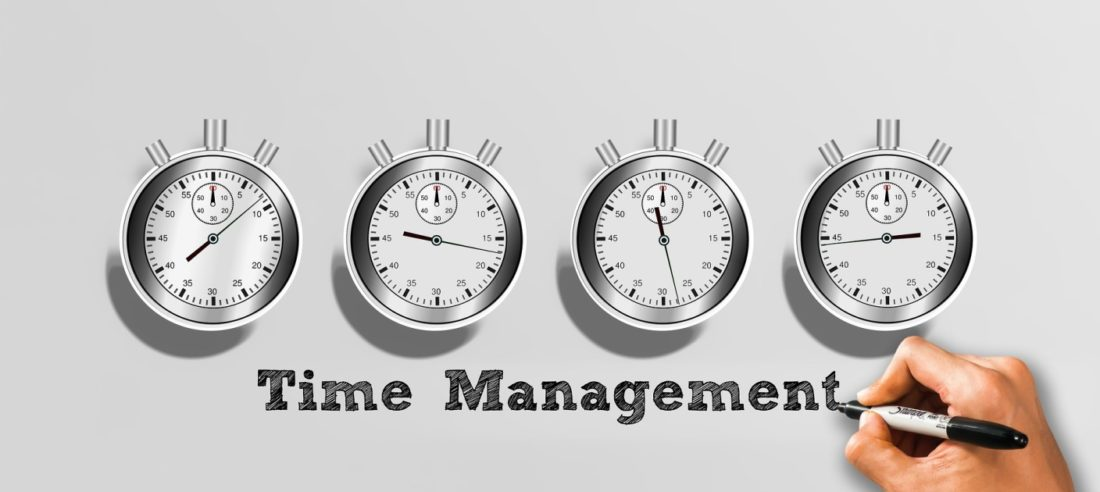 Time Tracking Software can help improve your time management efforts