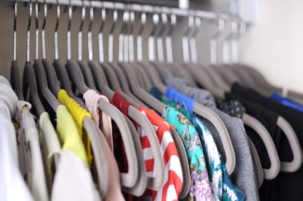 How to Build a Great Clothing Closet