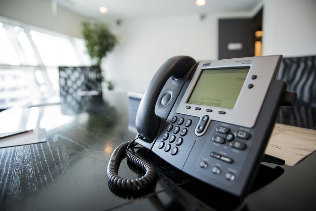 Will a Virtual Phone System For Your Business replace these guys soon?