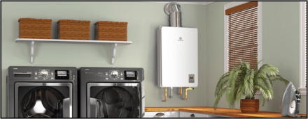 Buying a Water Heater: It's Time to Go Tankless