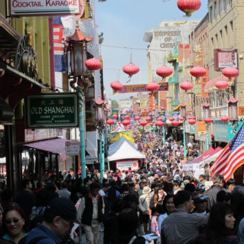 America's Oldest China Town is Still the Best