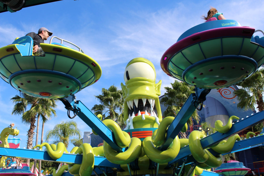 theme park adventure