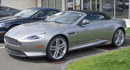Aston Martin To Recall Thousands Of Vehicles In United States