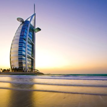 The Top 3 Luxurious hotels in Dubai