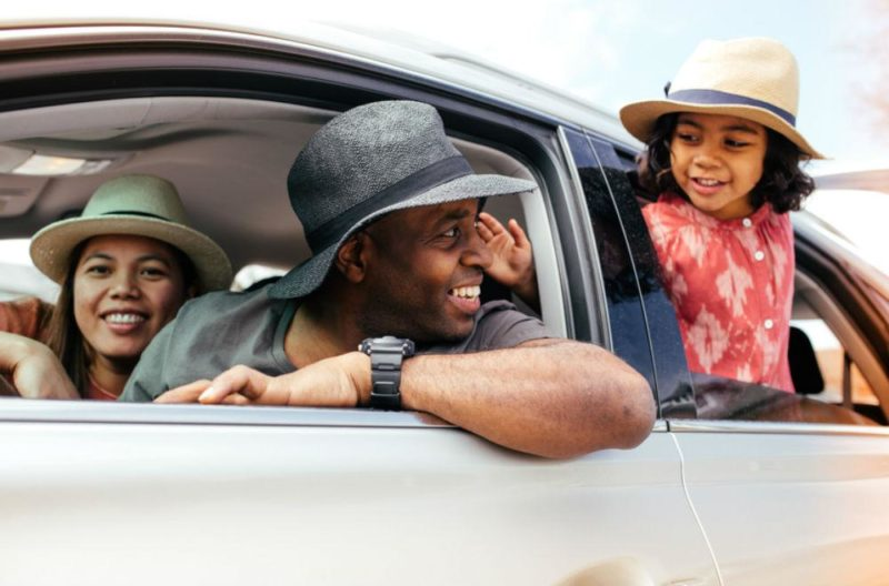 How Tech Can Keep Kids Busy & Happy On A Road Trip