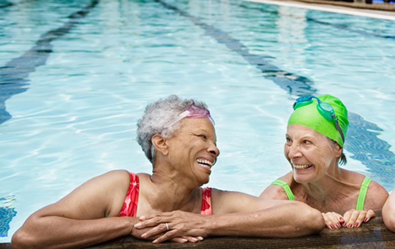Swimming Has Several Health Benefits For Seniors