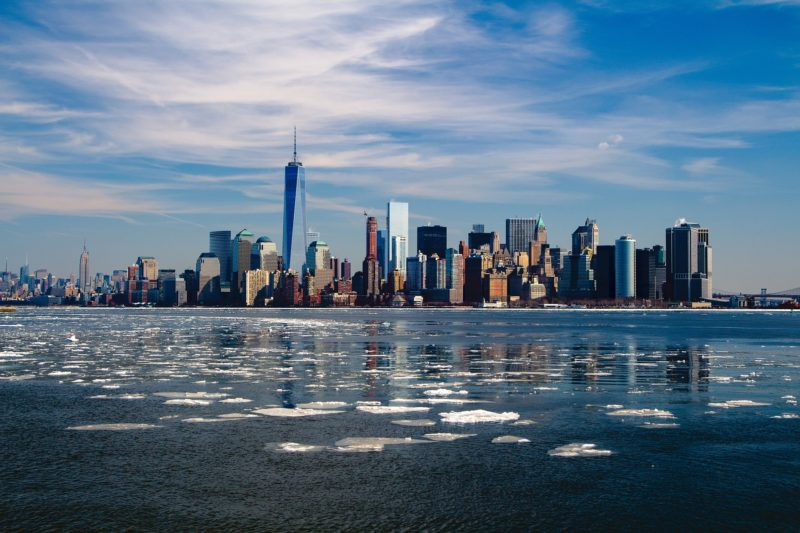 Anouk Govil discusses the water sporting opportunities in New York City