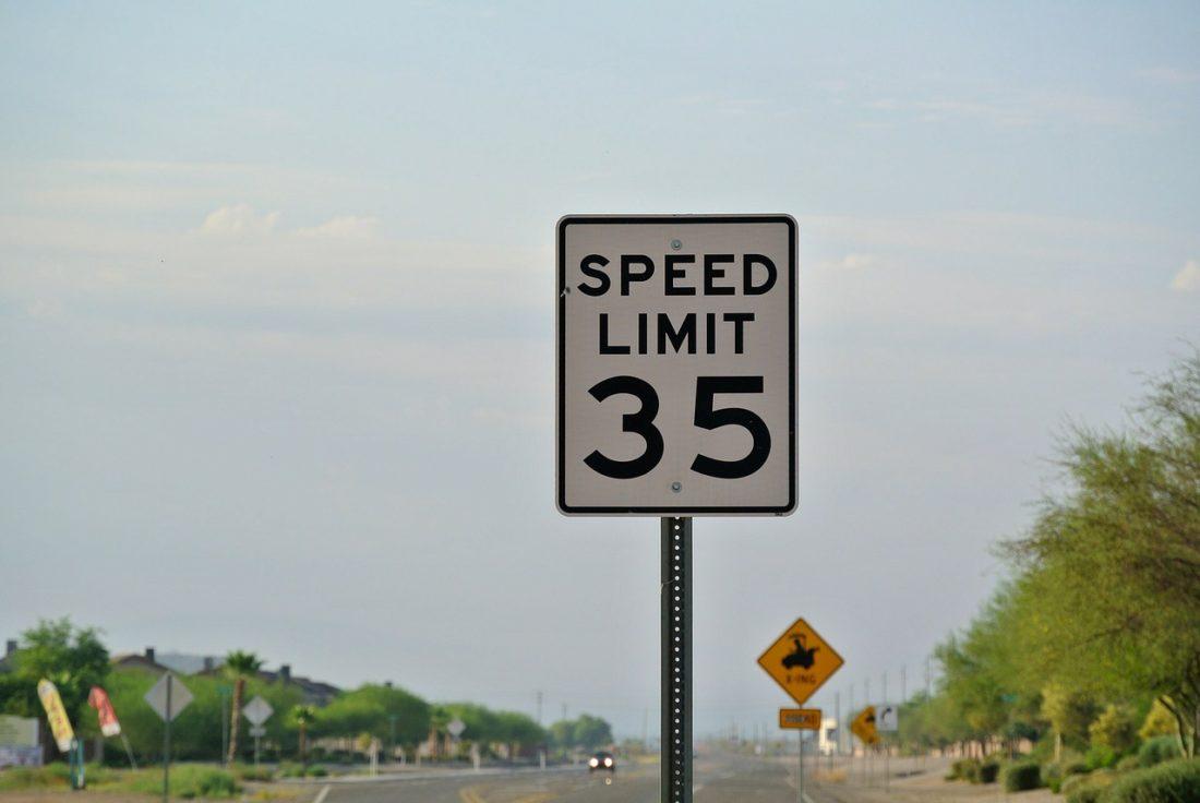 Speeding Ticket Types