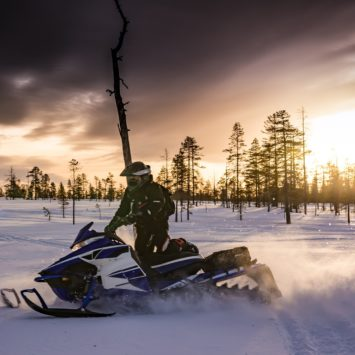 Top 3 Pieces of Snowmobiling Gear {& Why You Should Purchase in the Summer}
