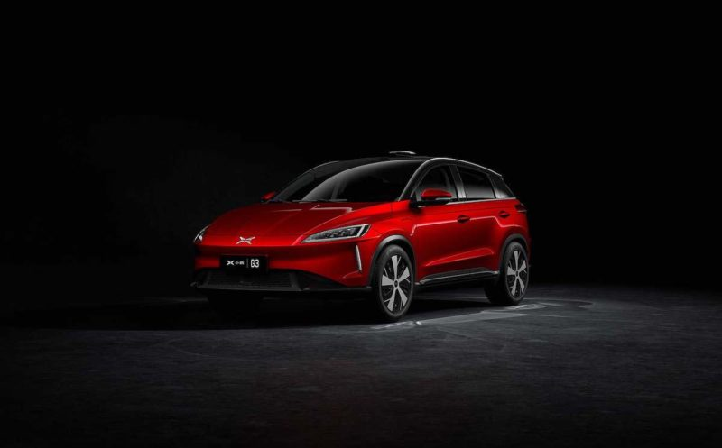 Xpeng G3 Takes on Tesla Model Y